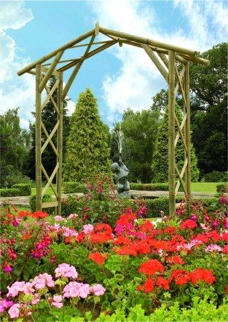 Grange Fencing Kyre Arch