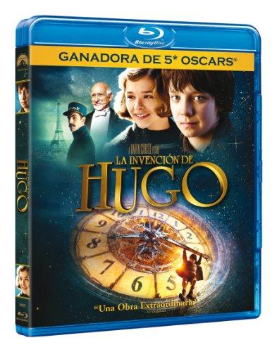 La Invención De Hugo [Blu-ray]