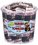 Haribo Lakritz Schnecken 100 Minibeut...