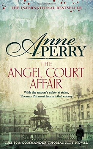The Angel Court Affair (Thomas Pitt 30)