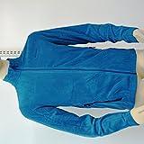 Quechua(ケシュア) FORCLAZ 200 メンズ フリース フルジップ ジャケット BLUE L 8330996-614887