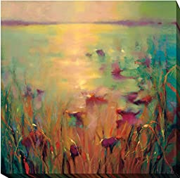 Morning by Donna Young Premium Gallery-Wrapped Canvas Giclee Art (Ready to Hang)