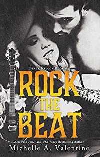 Rock The Beat by Michelle A. Valentine ebook deal