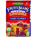 Let's Do Organic Classic Gummi Bears, 3.5-Ounce Boxes (Pack of 12) ~ Let's Do Organic
