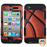 Basketball-Sports Collection/Black TUFF Hybrid Phone Protector Cover