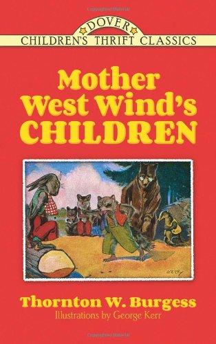 Mother West Wind'S Children (Dover Children'S Classics) front-986647