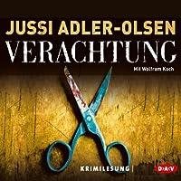 Verachtung (Carl Mørck 4) Hörbuch