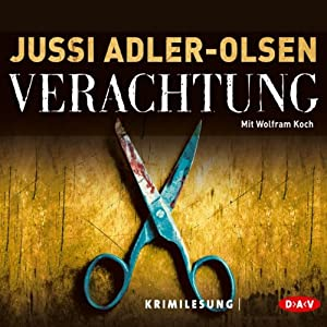 Verachtung (Carl Mørck 4) Audiobook