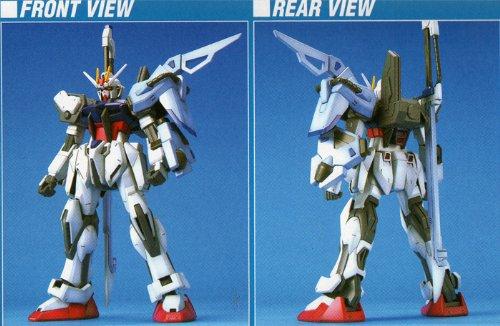 Gundam Seed 1/100 #04 Sword Strike Anime Model Kit 116416
