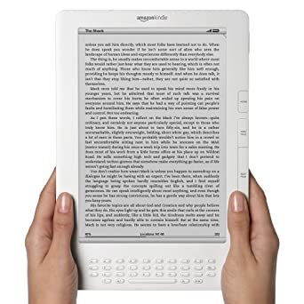 "Kindle DX Wireless Reading Device, Free 3G, 9.7"" Display, White, 3G Works Globally – 2nd Generation"