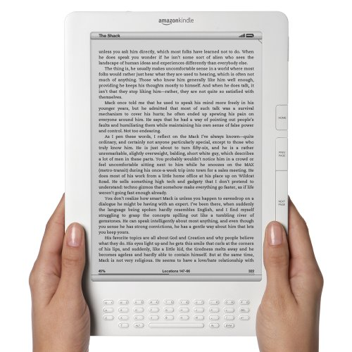 Kindle DX Wireless Reading Device, Free 3G, 9.7
