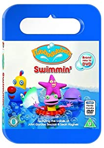 Rubbadubbers Swimmin Carry Case Dvd Amazon Co Uk