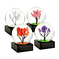 Mini Seasons Snow Globes Set of 4 by…