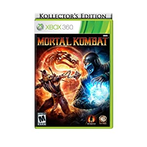 Mortal Kombat Xbox 360 Collector's Edition