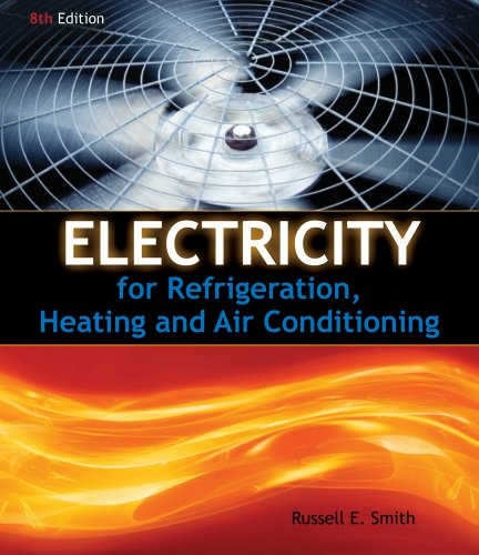 Lab Manual for Smith's Electricity for Refrigeration, Heating and Air Conditioning - Cengage Learning - 1111038759 - ISBN: 1111038759 - ISBN-13: 9781111038755