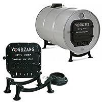 Vogelzang Barrel Stove Kit Model Bk100e by Vogelzang