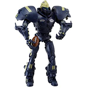 Buy NCAA Pittsburgh Panthers 10-Inch Fox Sports Team Robot by Foamhead