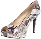 Nine West Women's Camya Peep-Toe Pump