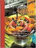 À la table de Sophie