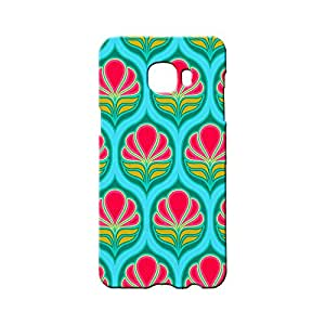 BLUEDIO Designer Printed Back case cover for Samsung Galaxy C7 - G5292