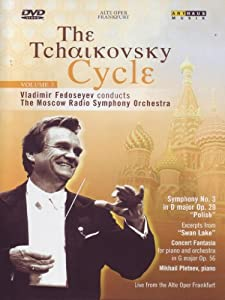 The Tchaikovsky Cycle Volume 3