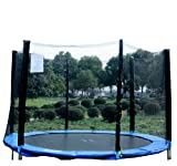 Trampoline Replacement Net Enclosure 8ft