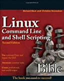 Book Cover For Linux Command Line and Shell Scripting Bible, Second Edition