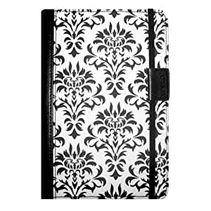 Verso Versailles Case Cover for Kindle Fire - Black/White (does not fit Kindle Fire HD)