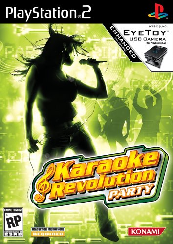 Karaoke Revolution Party - PlayStation 2 (I Really Dont Ca compare prices)