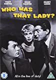 Who Was That Lady [DVD] [2006]