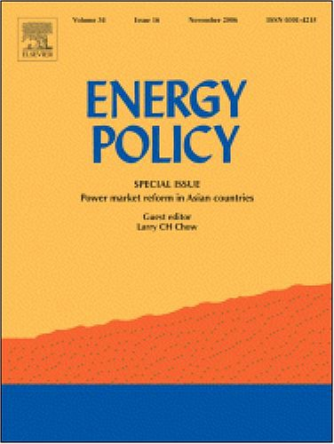 Energy-Efficiency Standards For Electric Motors In Brazilian Industry [An Article From: Energy Policy]