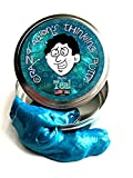 Crazy Aaron's Thinking Putty NEW Electric Teal!!