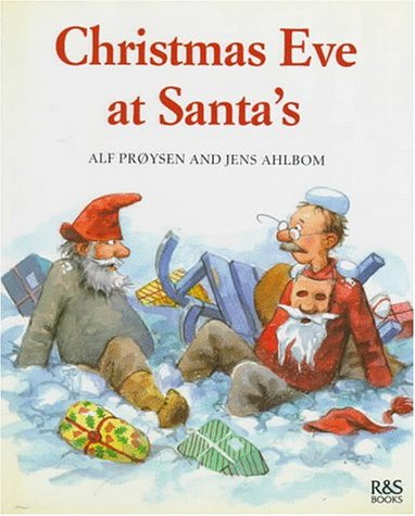 Christmas Eve at Santa's