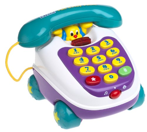 VTech - V.Smile Pull n' Play Phone - 1