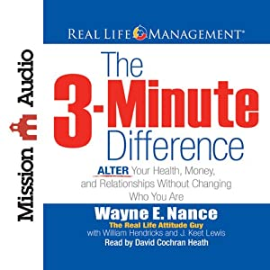 The 3-Minute Difference | [Wayne E. Nance]