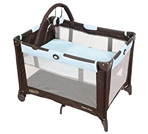 Graco Pack 'N Play Playard with Bassinet, Kensly