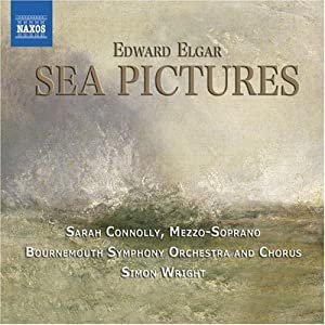 Elgar - Sea Pictures The Music Makers from Naxos