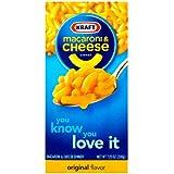 Kraft Macaroni Cheese Smaller Pack 206 g (Pack of 5)