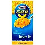 Kraft Macaroni Cheese Smaller Pack 206 g (Pack of 5)by Kraft