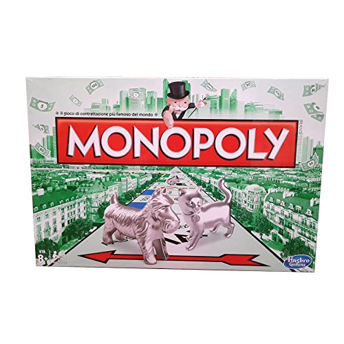 Italian Monopoly Board Game