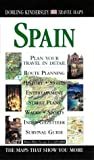 Spain (Eyewitness Travel Maps)