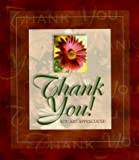 Thank You!: You Are Appreciated (Gift Books) (1577486498) by Sanna, Ellyn