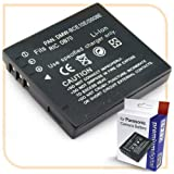 PremiumDigital Panasonic Lumix DMC-FX55 Replacement Camera Battery