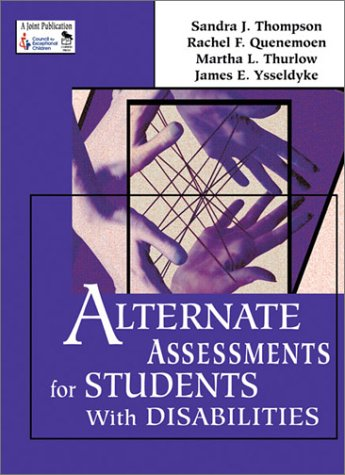 Alternate Assessments for Students With Disabilities