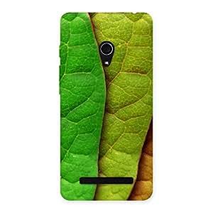 Special Pattern Leaf Back Case Cover for Zenfone 5