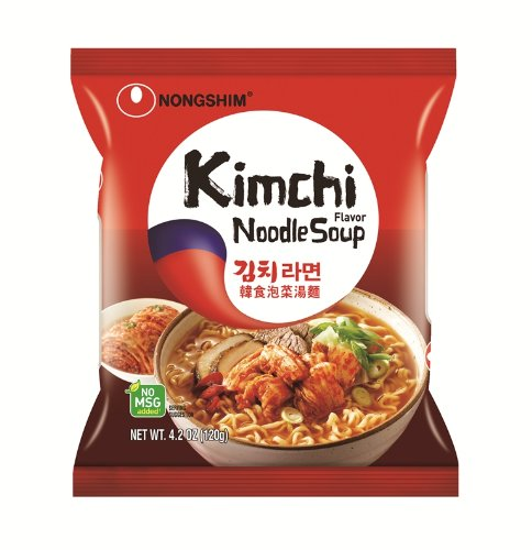 how to make kimchi ramen soup