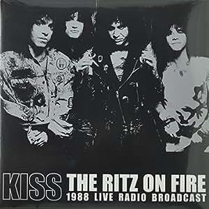 Ritz on Fire [Red Vinyl]