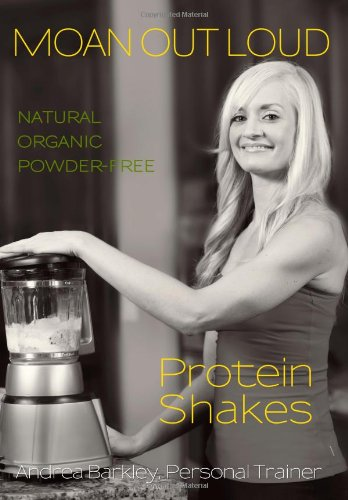 Moan Out Loud Protein Shakes Natural Organic Powder-Free