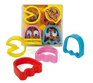 SUCK UK Pac-Man Cookie Cutters
