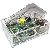 Hostey- Coque de protection transparent pour Raspberry Pi, case for Raspberry Pi (Acrylic)